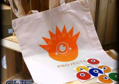 торбичка с печат